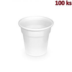 Kelímek bílý 0,08 l PP (Ø 57 mm)