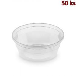 Polévková miska průhledná (PP) 350 ml, Ø 127 mm [50 ks]