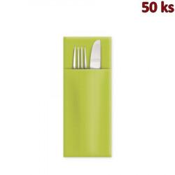 """Ubrousek PREMIUM 32 x 40 cm """"CutleryStar"""" žlutozelený [50 ks]"""