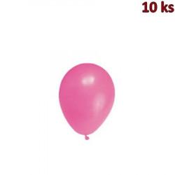 Nafukovací balónky růžové M [10 ks]