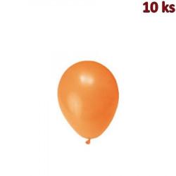 Nafukovací balónky oranžové M [10 ks]