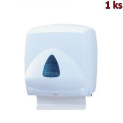 Zásobník INTRO skládaných ručníků, bílý [1 ks]