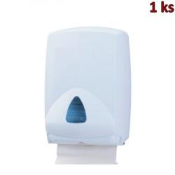 Zásobník INTRO skládaných ručníků MAXI, bílý [1 ks]