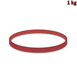 Plastový kelímek červený 0,18 l PS (Ø 70 mm) [50 ks]
