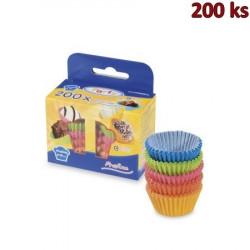 Cukrářské košíčky barevné mix Ø 25 x 18 mm