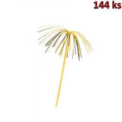 Napichovátko Palmička lesklá 225 mm [144 ks]
