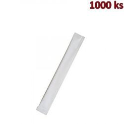 Dřevěná párátka balená v papíru 65 mm [1000 ks]