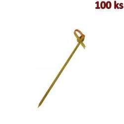 Bambusové bodce UZLÍK 10 cm [100 ks]