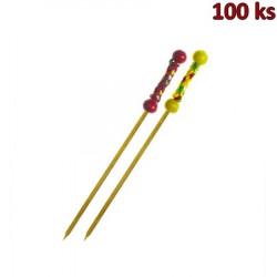 Bambusové bodce ŠŇŮRKA 12 cm [100 ks]