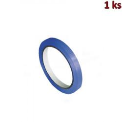 Lepící páska pro zavírací strojek, modrá 66m x 9mm [1 ks]