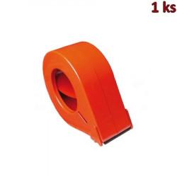 Odvinovač lepících pásek, kovový (ruční) [1 ks]