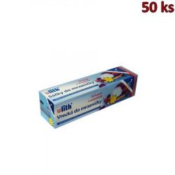 Sáčky do mrazničky 17x25cm, 1 l (EAN kód) [50 ks]