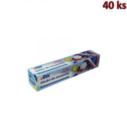 Sáčky do mrazničky 20x30cm, 2 l (EAN kód) [40 ks]