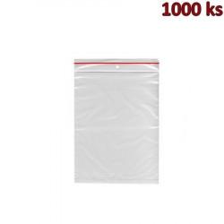 Rychlouzavírací sáčky ZIP 8 x 18 cm [1000 ks]