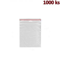 Rychlouzavírací sáčky ZIP 12 x 17 cm [1000 ks]