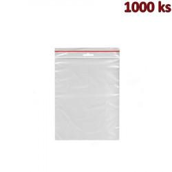 Rychlouzavírací sáčky ZIP 15 x 22 cm [1000 ks]
