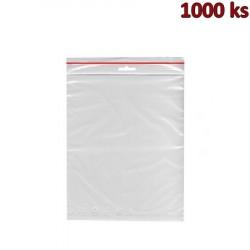 Rychlouzavírací sáčky ZIP 23 x 32 cm [1000 ks]