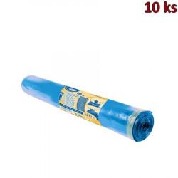 Pytle na odpad zatahovací modré 70x100cm, Typ 60 [10 ks]