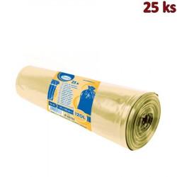 """Toaletní papír natural 1-vrstvý """"Harmasan"""" 400 útržků, 50 m [1 ks]"""