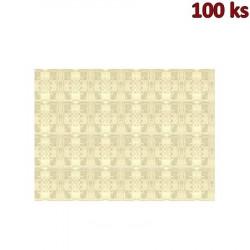 Papírové ubrousky s potiskem U201A 3-vrstvé, 33 x 33 cm [20 ks]