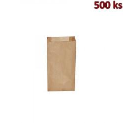 Svačinové papírové sáčky hnědé 1 kg (12+5 x 24 cm) [500 ks]