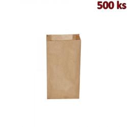 Svačinové papírové sáčky hnědé 1,5 kg (14+7 x 29 cm) [500 ks]