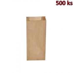 Svačinové papírové sáčky hnědé 2 kg (14+7 x 32 cm) [500 ks]