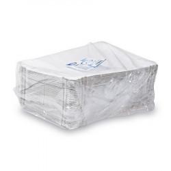 Ochranný obličejový štít, bílý [1+2 ks]