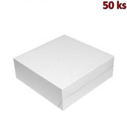 Dortová krabice 28 x 28 x 10 cm [50 ks]