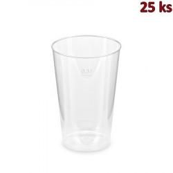Kelímek krystal 0,3 l [25 ks]