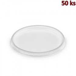 Víčko průhledné pro polévkovou misku Ø 127 mm [50 ks]