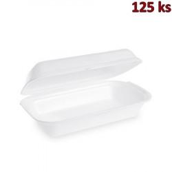 Menu box bílý 240 x 133 x 75 mm [125 ks]
