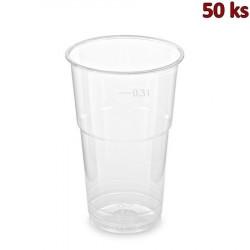 PET kelímek 0,3 l (Ø 78 mm) [50 ks]