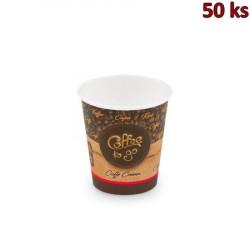 Papírový kelímek Coffee to go 200 ml, S (Ø 73 mm) [50 ks]
