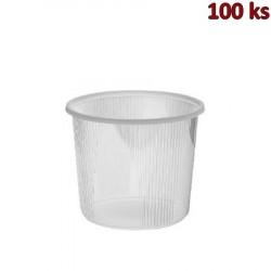 Plastová miska kulatá 400 ml PP [100 ks]