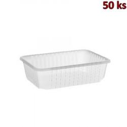 Vanička na jídlo průhledná 750 ml PP [50 ks]