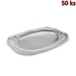 Hliníkový podnos oválný 54,5 x 36 cm [50 ks]