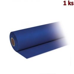 Ubrus PREMIUM 25 x 1,20 m tmavě modrý [1 ks]