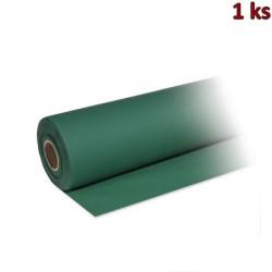 Ubrus PREMIUM 25 x 1,20 m tmavě zelený [1 ks]