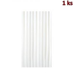 Stolová sukýnka PREMIUM 4 m x 72 cm bílá [1 ks]