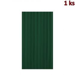 Stolová sukýnka PREMIUM 4 m x 72 cm tmavě zelená [1 ks]