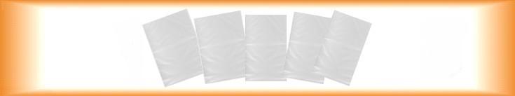 Svačinové sáčky papírové