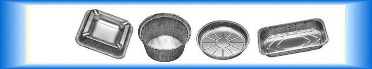 Hliníkové misky