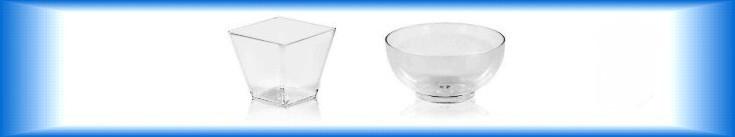 Luxusní nádobí Fingerfood