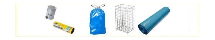 Sáčky a pytle na odpadky