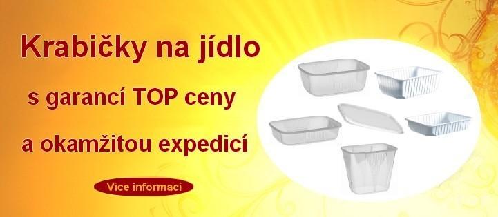 Krabičky na jídlo za TOP ceny